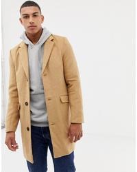 Abrigo largo marrón claro de Another Influence