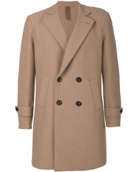 Abrigo largo marrón claro de Eleventy