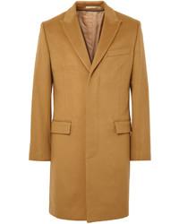 Abrigo largo marrón claro de J.Crew