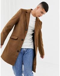 Abrigo largo marrón de Another Influence