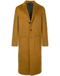 Abrigo largo mostaza de Joseph