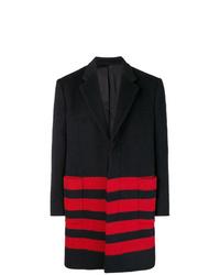 Abrigo largo negro de Calvin Klein 205W39nyc