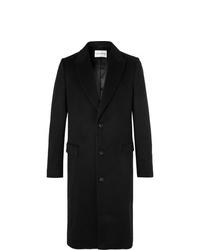 Abrigo largo negro de Salle Privée