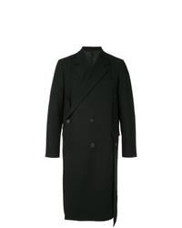 Abrigo largo negro de Wooyoungmi