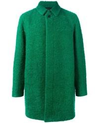Abrigo largo verde de MSGM