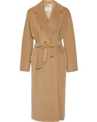 Abrigo marrón claro