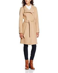 Abrigo marrón claro de Daniel Hechter