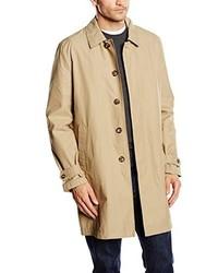 Abrigo marrón claro de Gant