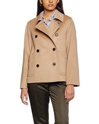 Abrigo marrón claro de Jaeger