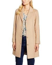 Abrigo marrón claro de s.Oliver Premium