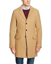 Abrigo marrón claro de Tommy Hilfiger
