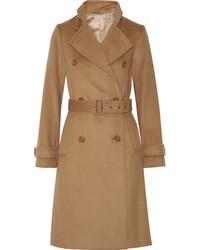 Abrigo marrón claro de Vince