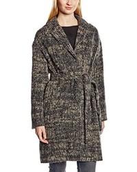 Abrigo marrón de ESPRIT Collection