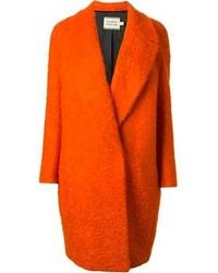 Abrigo naranja original 1357755