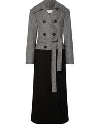 Abrigo negro de Chloé