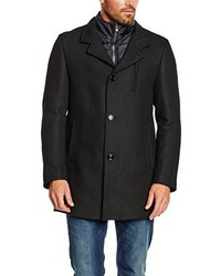 Abrigo negro de Cinque