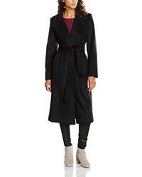 Abrigo Negro de ESPRIT Collection