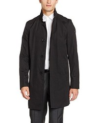 Abrigo negro de Esprit