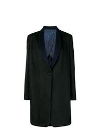 Abrigo negro de Golden Goose Deluxe Brand