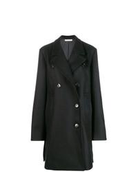 Abrigo negro de Marni