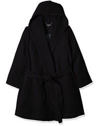 Abrigo negro de Mexx