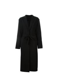 Abrigo negro de MSGM