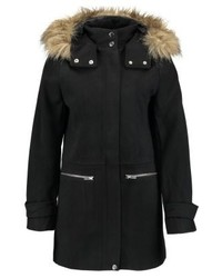 Abrigo Negro de New Look