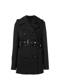 Abrigo negro de Proenza Schouler