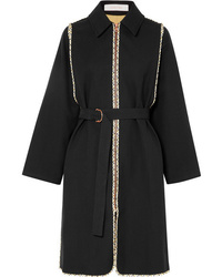 Abrigo negro de See by Chloe