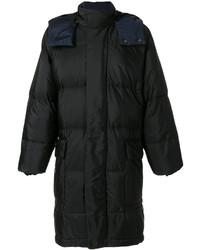 Abrigo negro de Stella McCartney