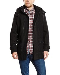 Abrigo negro de Tom Tailor