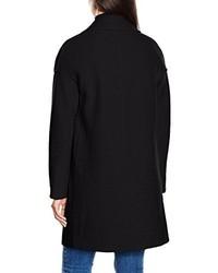 Abrigo negro de Tommy Hilfiger