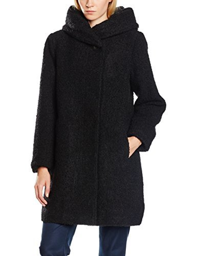 Abrigo negro de Vila