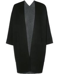 Abrigo negro de Vince
