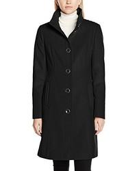 Abrigo negro de Wallis