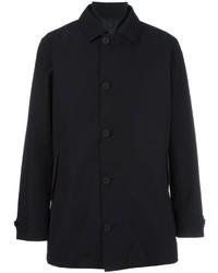 Abrigo negro de Z Zegna
