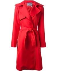 Abrigo rojo original 1356531