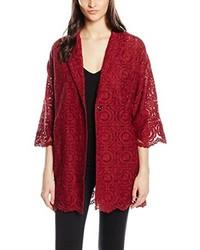 Abrigo rojo de Ange
