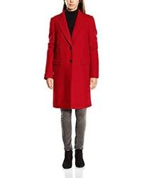 Abrigo rojo de BOSS ORANGE