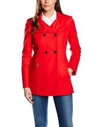 Abrigo rojo de Esprit
