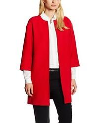 Abrigo rojo de Strenesse