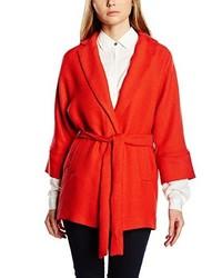Abrigo rojo de Trucco