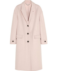 Abrigo rosado de Burberry
