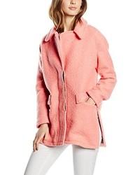 Abrigo rosado de RIVERSIDE