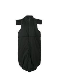 Abrigo sin mangas negro de Y-3
