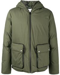 Abrigo verde oliva de Etro