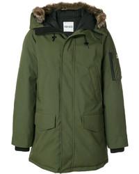 Abrigo verde oliva de Kenzo