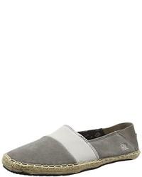 Alpargatas grises de Pepe Jeans