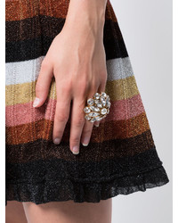 Anillo dorado de Stella McCartney