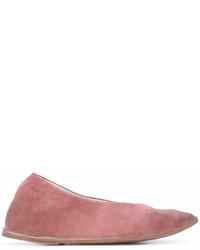 Bailarinas de ante rosadas de Marsèll